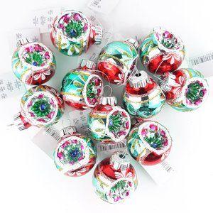Christopher Radko Shiny Brite Mini Ornaments